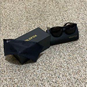 Wildfox Classic Fox 2 Sunglasses